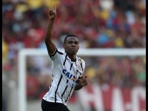 Flamengo 0 x 3 Corinthians 13°Rodada Campeonato Brasileiro 2015