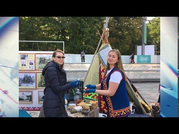 Третий день выставки ярмарки Сокровища Севера в Москве проходит особенно активно