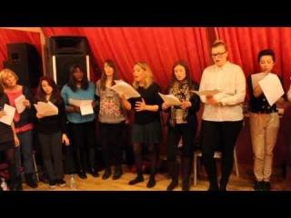 Enchorus (Gospel Choir) - Get Down (James Arthur) video