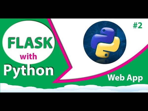 Complete Introduction to Flask Python Web App using Spyder with Python