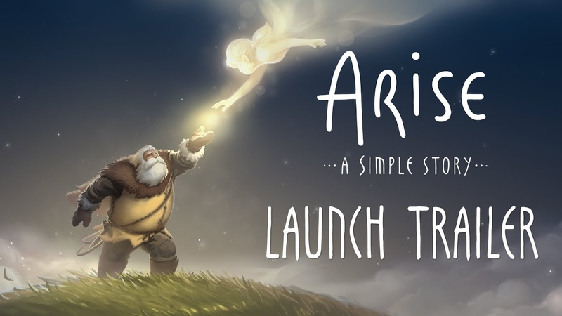 Arise A Simple Story - Launch Trailer