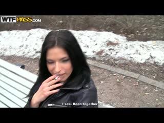 Эрик и друг пикапер сняли в парке русскую студентку трахнули выебали в туалете кафе пикап минет сосёт порно секс на улиц wtfpass