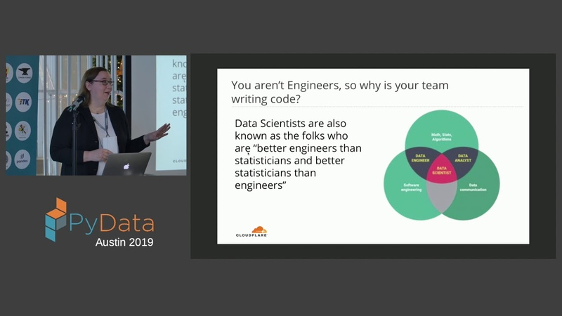 Katrina Riehl What the Data Science Questions Asked and Answered PyData Austin 2019