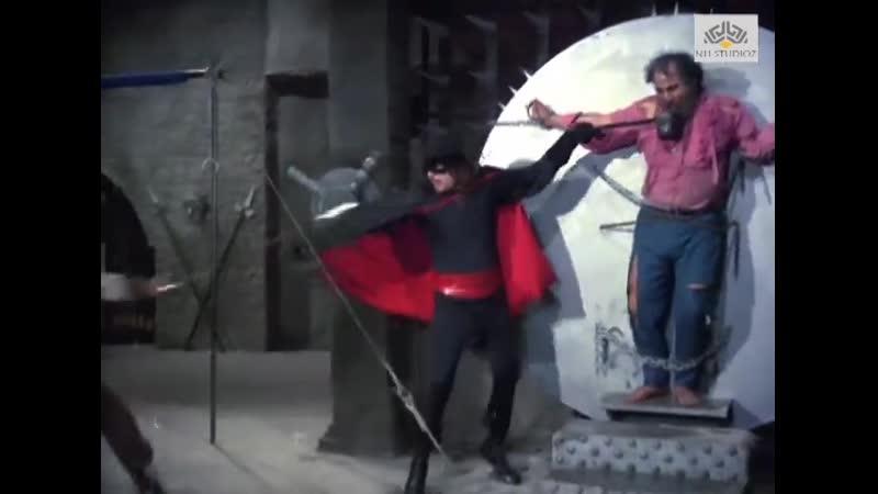 Navin Nischol Fight Scene From Zorro ज़ोरो Hindi Action Movie2