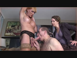 SHEMALE DOMINATION | Mistresst and cocksucking