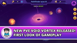 Idle Heroes - New PVE Void Vortex Released! First Look Of Gameplay