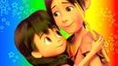 Волшебная сила маминой любви. Добрые мультики для детей