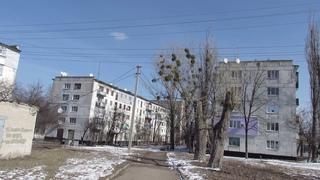 Лисичанск РТИ- Происшествие! Упал из стула на разрушенной пяти этажке