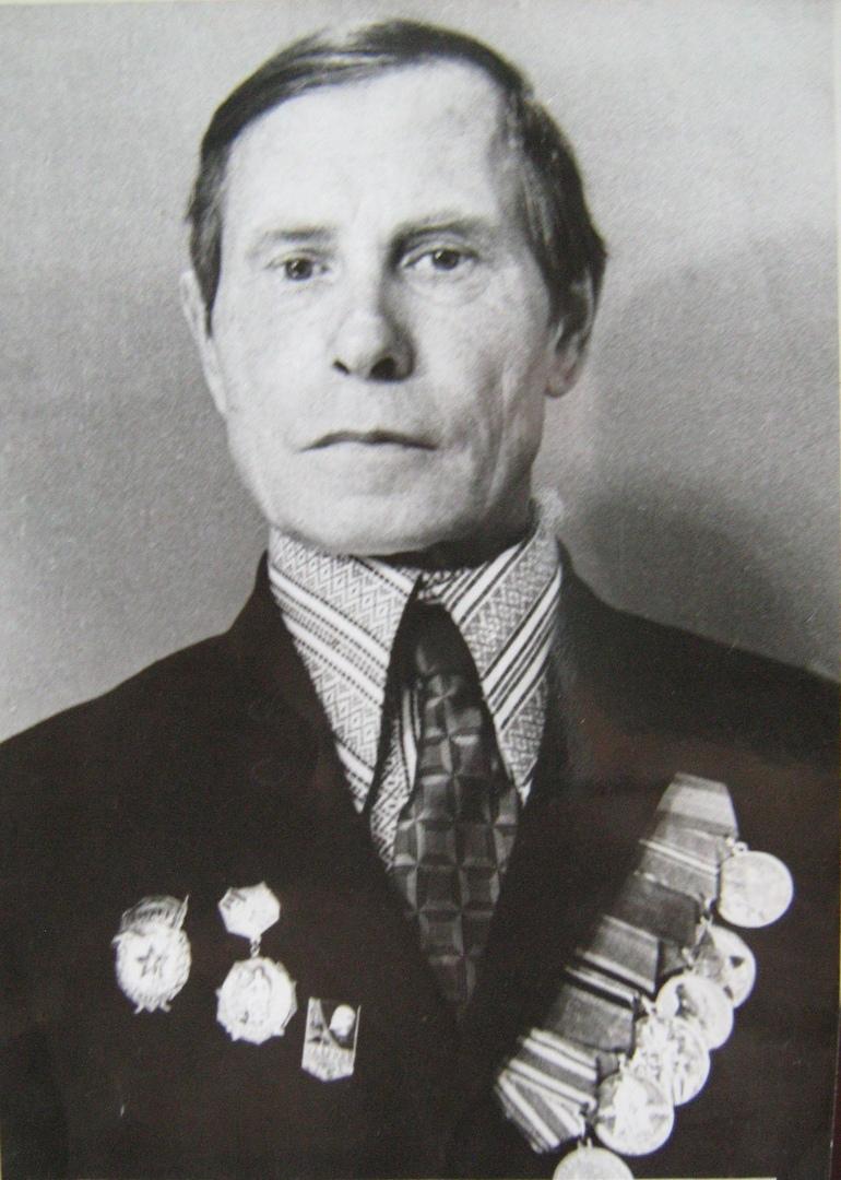 Родной Александр Иванович