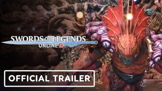Swords of Legends Online - Official Xuanjiu Jade Palace Raid Teaser Trailer