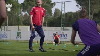 Женская сборная России в Турции