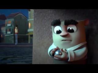 Добрый Короткометражный мультик про Любовь и Исполнитель желаний
