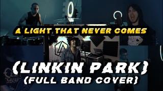 Linkin Park - A Light That Never Comes - De La Riva Feat: Ryou Sakai Project (Band Version)