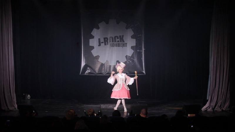Daryia cupcake Брест Lolita J Rock Конвент 2018