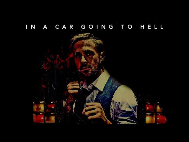 Oskar Russakis In a car going to Hell