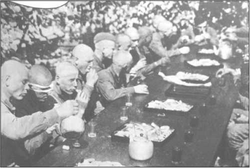 Красноармейцы в японском плену. 1939., изображение №10