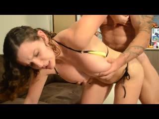 Home video sex amateur anal porno hot girls pussy big ass big naturals tits worship suck big dick blow секс порно сиськи анал