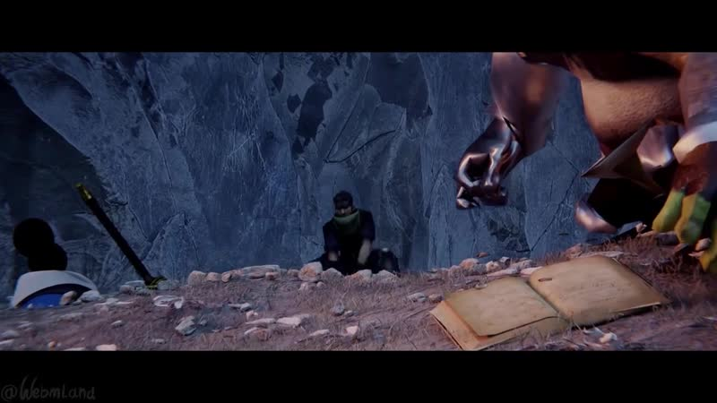 Shrek the witcher fights vs sans from undertale Шрек ведьмак 3 сражается с ланцом из андертейл