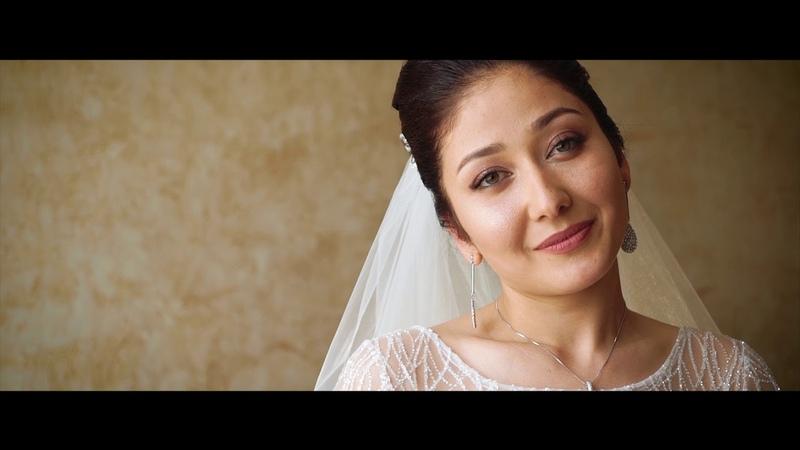 Свадьба! (Сборы невесты и жениха, гуляние,) / Абдурасул и Шахноза / Алматы 2019 / MNC Media