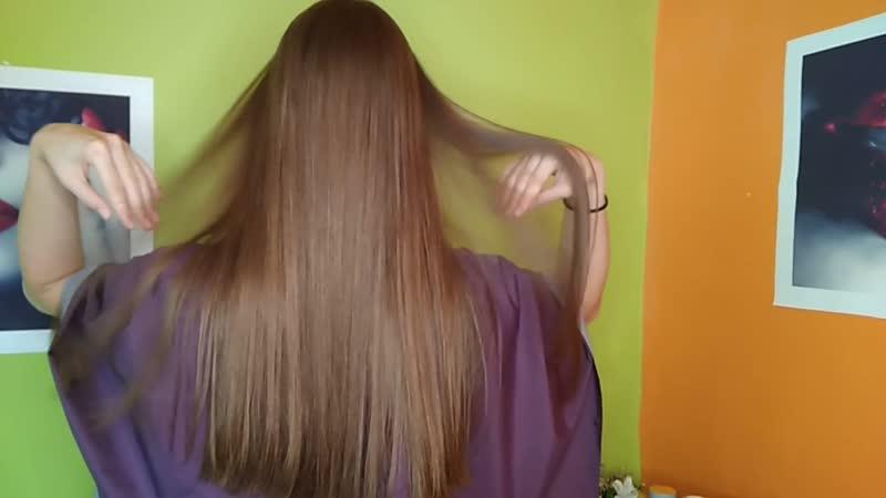 Светлана Чубова Тюменская область 2 тур JKeratin Hair Contest 2020
