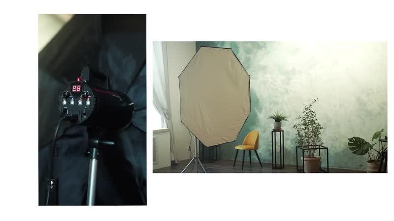 Видео обзор студии и оборудования