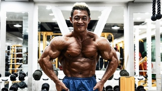 [개근질닷컴] MR. OLYMPIA, IFBB Pro 보디빌더 김준호 가슴 운동 / MR. OLYMPIA, IFBB Pro KIM JUN HO Chest Workout
