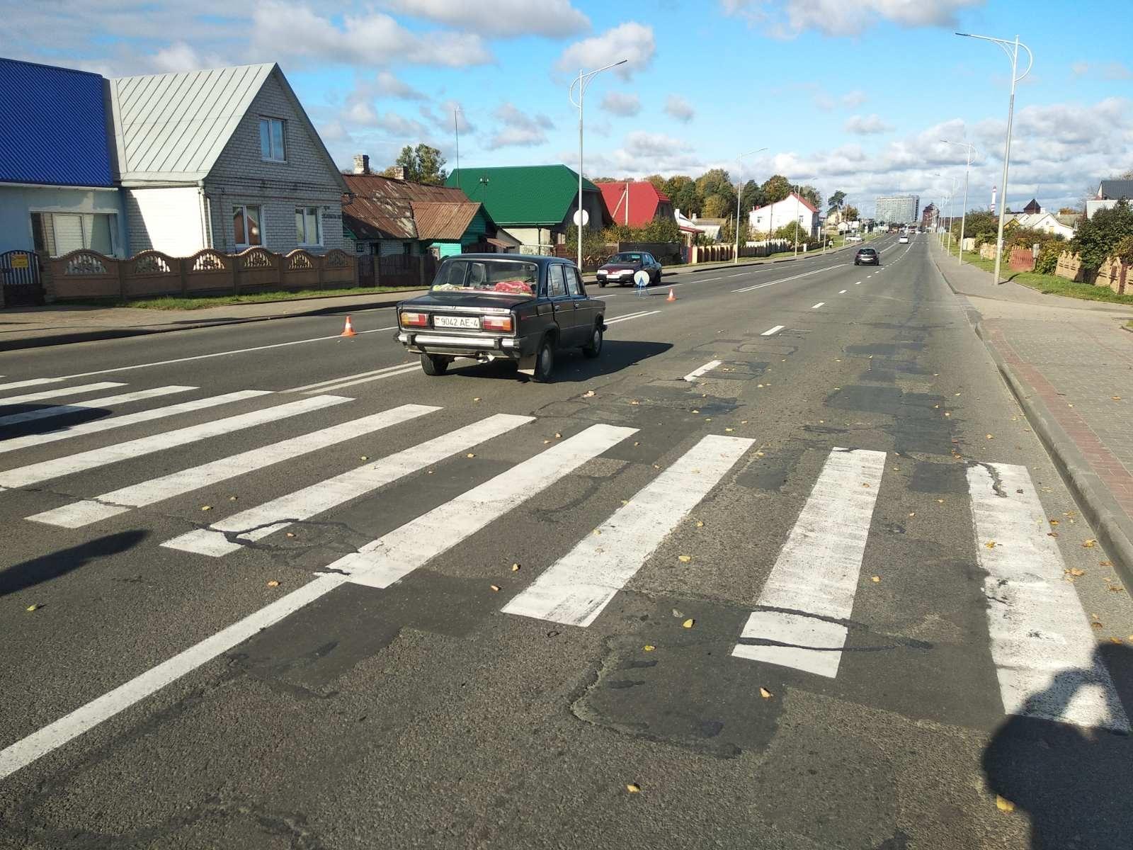 ДТП с участием пешехода произошло в субботу в Лиде.