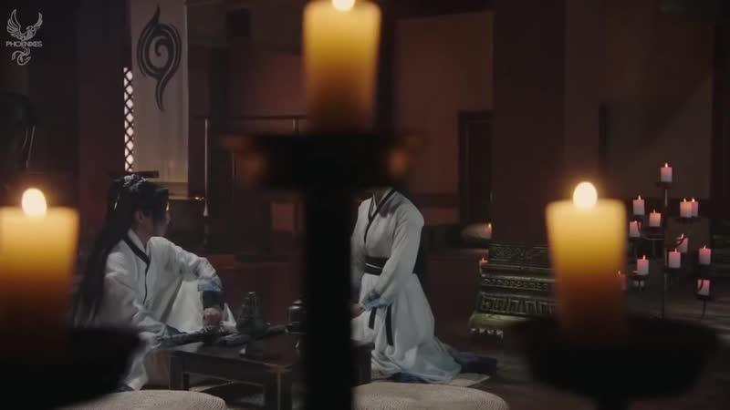 Легенда о Нефритовом мече 26 серия Озвучка FSG Phoenixes