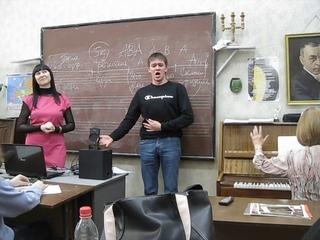 Мельник , А.С.Даргомыжский / Melnyk A S Dargomyzhskyi разбор и иллюстрация на уроке муз.лит.