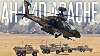AH-64D APACHE CONVOY IN FALLUJAH  - ArmA 3 Milsim Operation