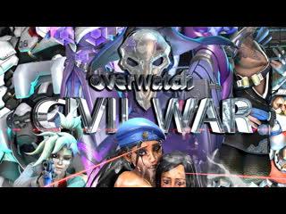 2/3. (opiumud-016) Overwatch. Civil War. Collectors Edition