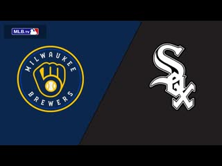 IL /  / MIL Brewers  CHI White Sox (3/3)