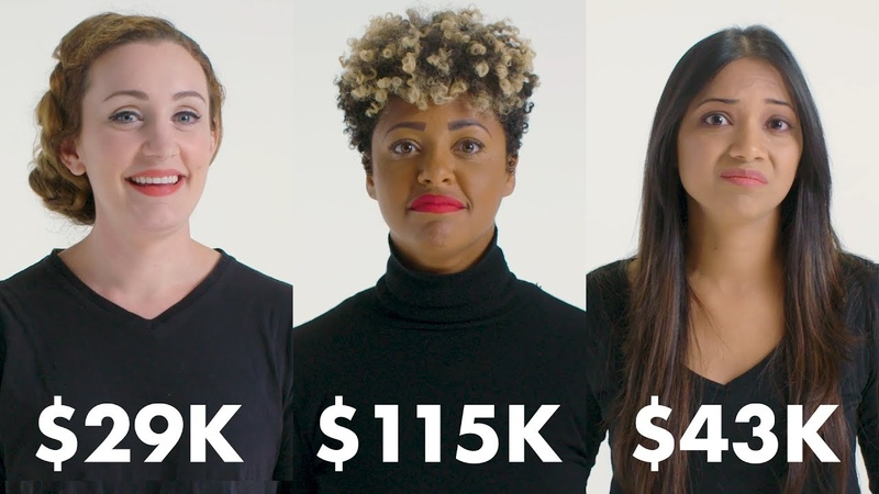 Women with Different Salaries on What they Feel Guilty Buying   Glamour vk.comtopnotchenglish