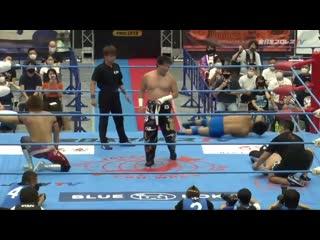AJPW Champion Carnival 2020 - Day 2