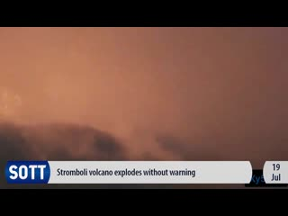 SOTT Earth Changes Summary - July 2020  Extreme Weather, Planetary Upheaval, Meteor Fireballs