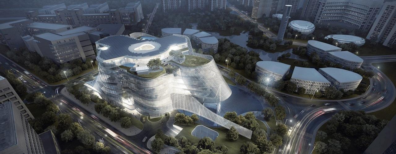 Торговый центр в Китае