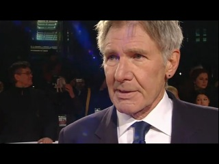 Rachel McAdams & Harrison Ford  Morning Glory Premiere