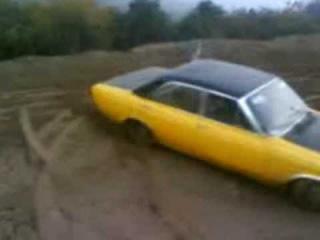 ford taunus drift