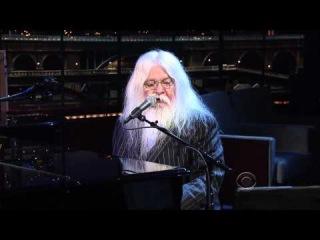 Elton John & Leon Russell - Hey Ahab (Live on Letterman 02-09-2011) [HD 1080p]