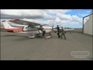 Воздушные дальнобойщики Dangerous Flights 1 серия 1 сезон 2012
