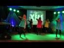 Танец группы Halayla ze Hazman Happy Birthday Церковь