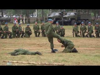 День ВДВ 11ОДШБр  Улан-Удэ Сосновый Бор часть 3