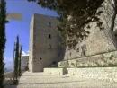 Il castello di Rocca de vandro (ITALIA)