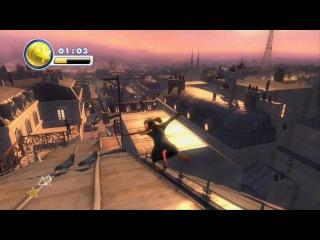 Kinect Rush A Disney-Pixar Adventure (HD)