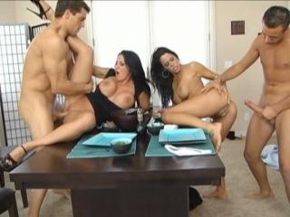 Savannah Stern & Audrey Bitoni - Recipe for Sex