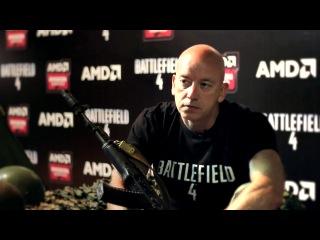 AMD и EA: Презентация Battlefield 4 и новой графики AMD Radeon.