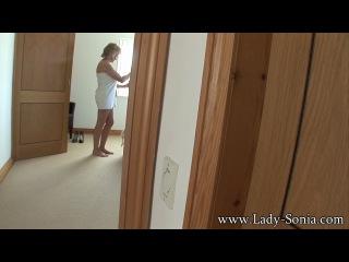 Lady Sonia - Equestrian Voyeur (mature, MILF, BBW, мамки - порно со зрелыми женщинами)