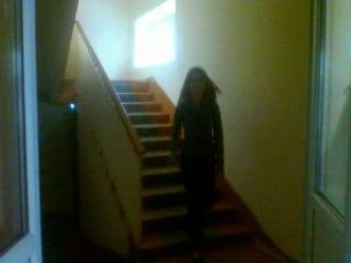 Гномик-Вася на лестнице)))