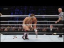 WWE Friday Night Smackdown 25.01.2013 Team Hell No And Alberto Del Rio vs Team Rhodes Scholars and Big Show HD