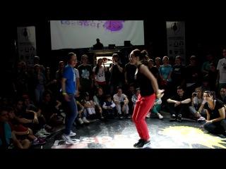 RMT'12 House Dance Beg Ксюша (Aksi) vs Женя Максимова / Final